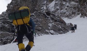 八千米巨峰 攀登計畫