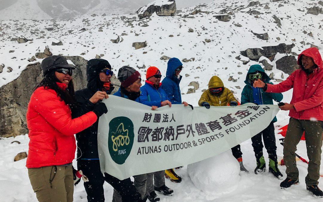 8K4班菜鳥的5000米大冒險