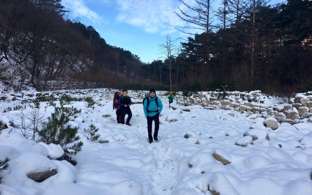 2018韓國冰攀交流–看見文化差異 發現自我價值/8k4班蕭添益