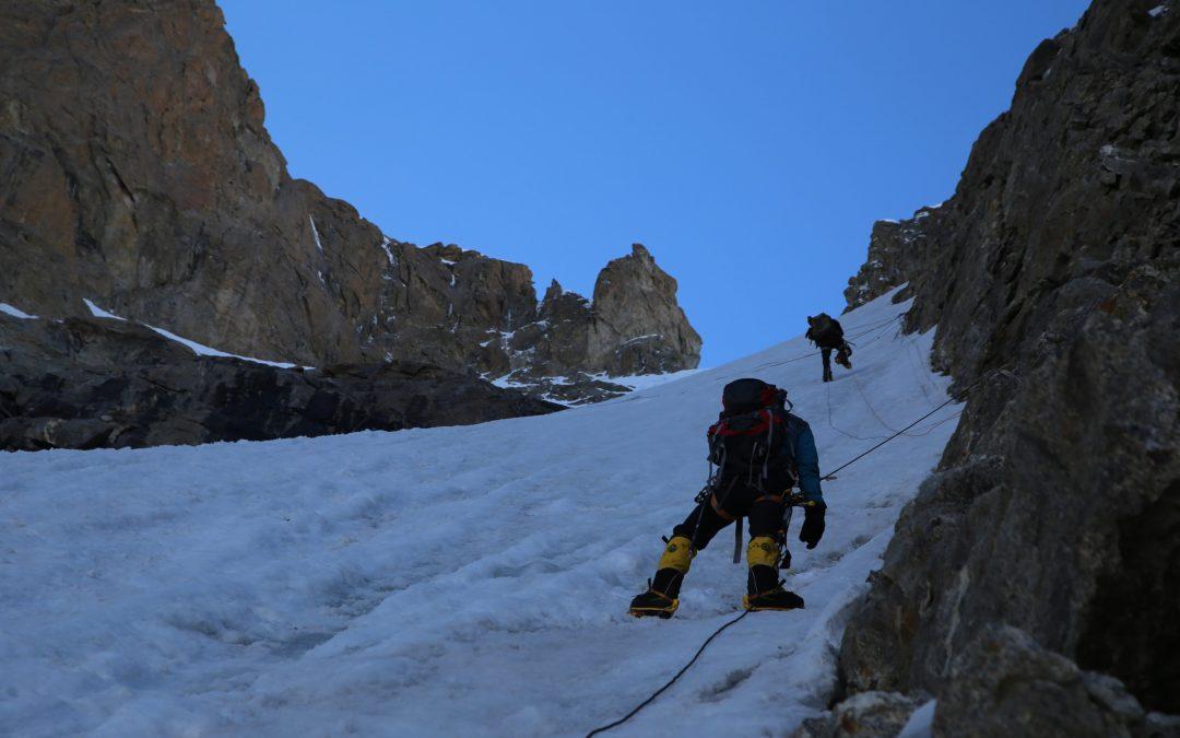 八千米攀登計畫–南迦帕巴峰攀登紀實