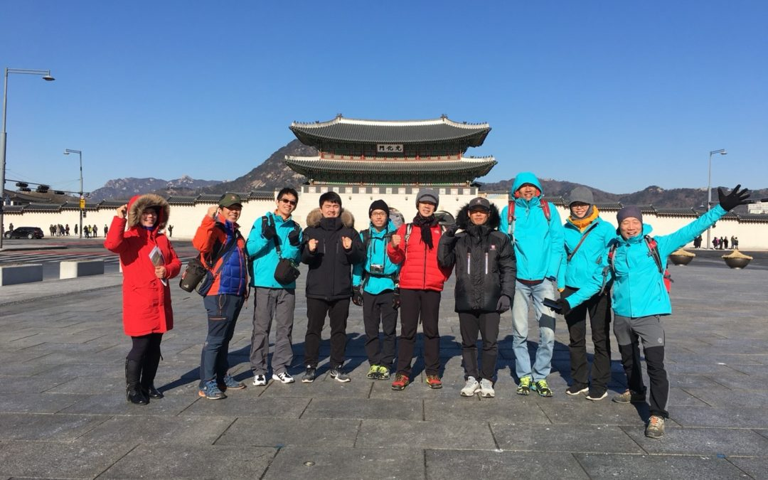 2018韓國冰攀交流~自主訓練 朝向混合攀登的方向前進/8k4班-蘇哲民